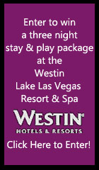 Viva Las Vegas!  Enter to win a free stay & play package!