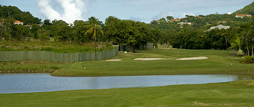 St. Lucia Golf Club